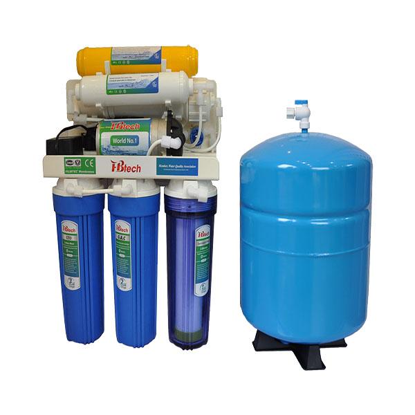 Mô hình máy lọc nước RO 6 cấp lọc cho dân văn phòng