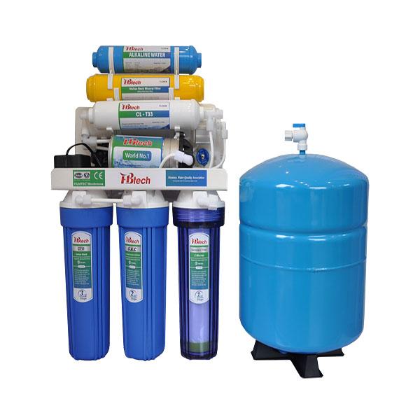Máy lọc nước gia đình Hbtech công nghệ RO tính năng của màng thẩm thấu ngược để đem đến nguồn nước tinh khiết cho gia đình bạn