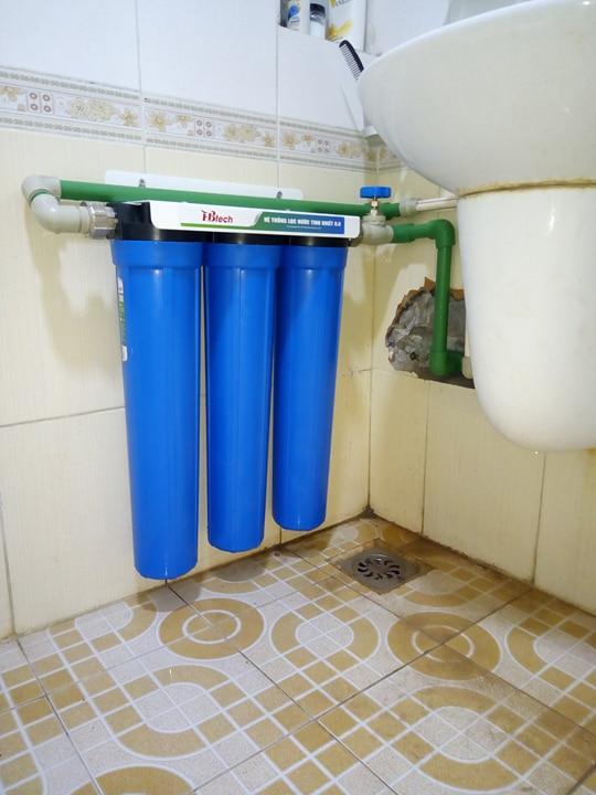 Máy lọc nước Hbtech ứng dụng công nghệ thẩm thấu ngược RO với những đặc tính vượt trội