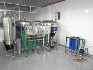 Hệ thống lọc nước sinh hoạt cho nhà hàng Hbtech được ưu chuộng nhất hiện nay