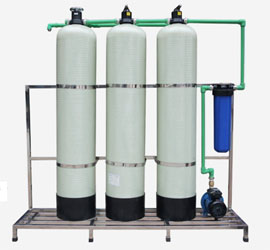 Hệ thống lọc nước sinh hoạt cho nhà máy xí nghiệp Hbtech có nhiều ưu điểm vượt trội