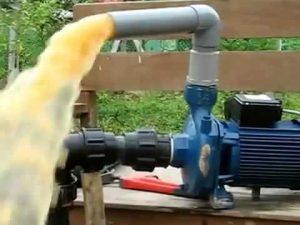 Lọc nước giếng khoan giúp loại bỏ tạp chất, làm nước trong sạch