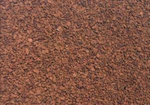 Cát mangan giúp loại bỏ các tạp chất gây màu