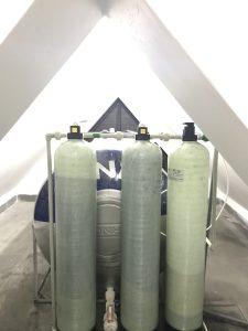 Hệ thống lọc nước sinh hoạt DN03 công suất 1,5m3/h lắp đặt tạiHP16 – 6 Hoa Phượng Vinhomes Riverside Sài Đồng.