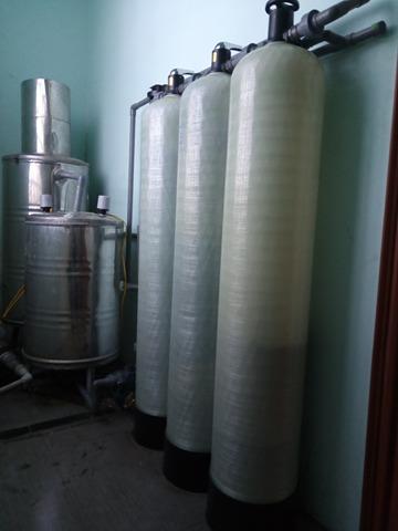 Hệ thống lọc nước giếng khoan DN03 công suất 1,5m3/h được lắp đặt tạiBắc Ninh