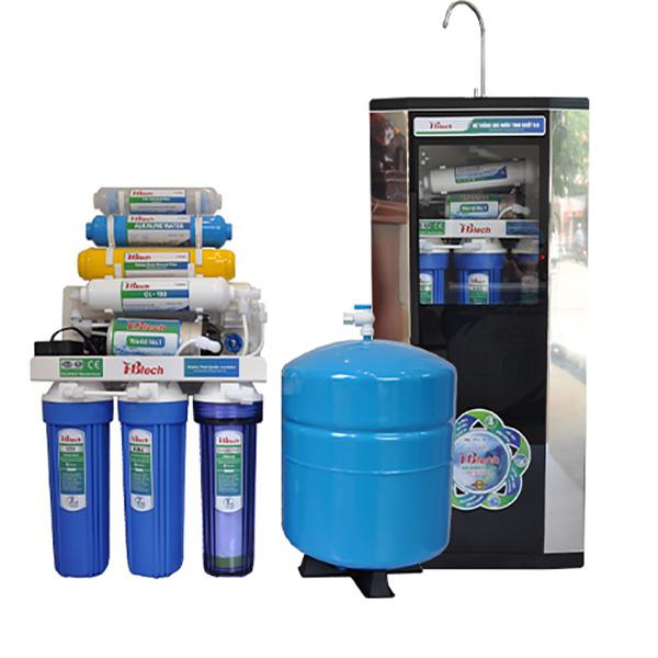 Máy lọc nước RO là dòng máy đang được sử dụng nhiều nhất trên thị trường