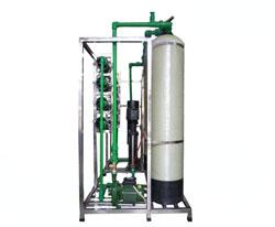 Dây chuyền lọc nước Hbtech với công suất lớn, hiện đại đáp ứng được tối đa nhu cầu sử dụng nước