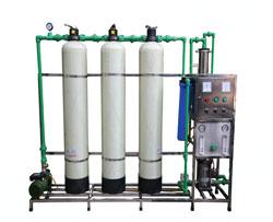 Máy lọc nước công nghiệp Hbtech với công suất lớn, đáp ứng được nhu cầu sử dụng lượng nước lớn
