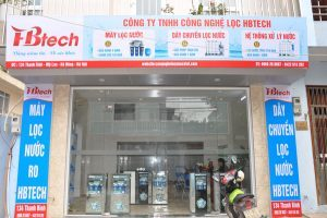 Công ty TNHH công nghệ lọc Hbtech- Địa chỉ phân phối máy lọc nước uy tín và chất lượng nhất hiện nay.