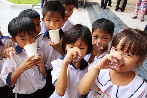 hệ thống lọc nước cho trường học 3