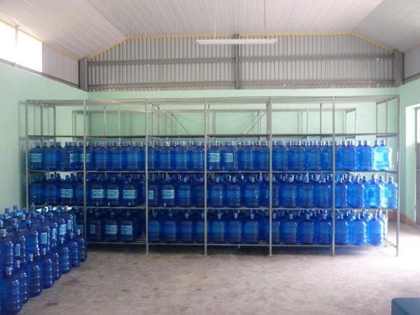 Máy lọc nước uống trực tiếp cho công nhân